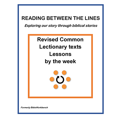 Reading Between The Lines - Weekly
