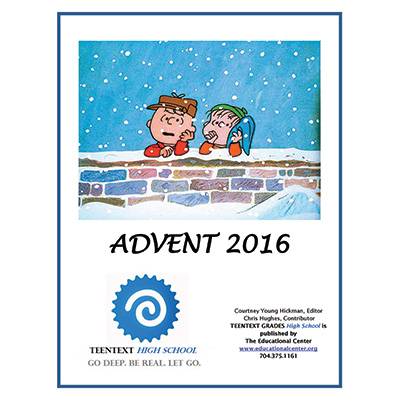 TeenText ADVENT HS CHARLIE BROWN CHRISTMAS Cover