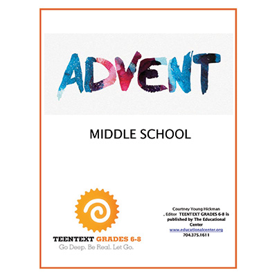 TeenText ADVENT MS Cover