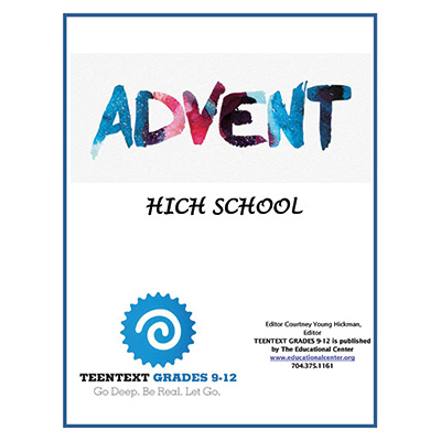 TeenText ADVENT HS Cover