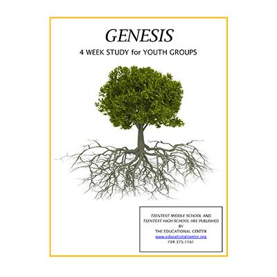 Genesis 4-week Study Cover