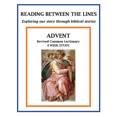 Reading Between The Lines - ADVENT