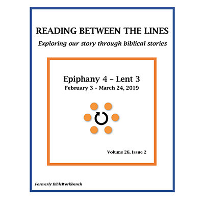 Reading Between the Lines - Cover 26.2