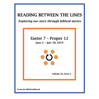 Reading Between The Lines - June 2 - July 28 2019