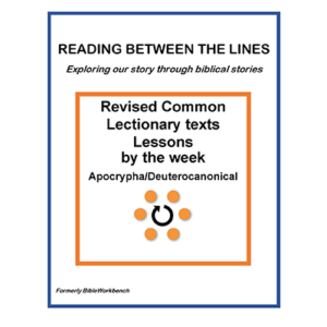 Reading Between The Lines - Weekly - Apochrypha/Deuterocanonical