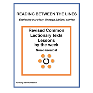Reading Between The Lines - Weekly - Non-canonical