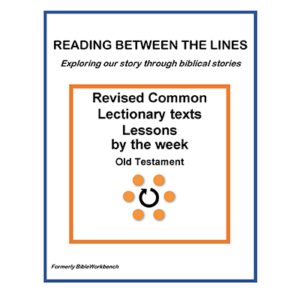 Reading Between The Lines - Weekly - Old Testament