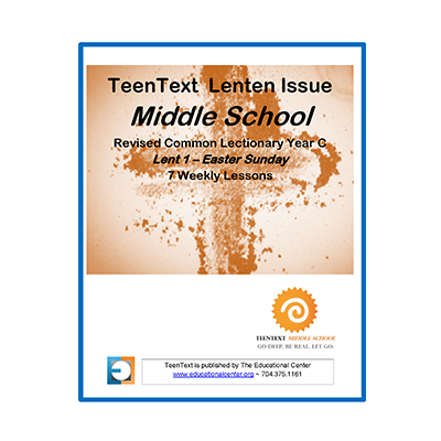 TeenText Lent - Year C